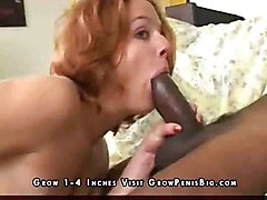 ebony dick interracial shaved busty anal