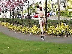 Masturbation Outdoor Public european babe flashing traffic nude in public public masturbation public nudity redhead voyeurs