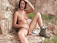 Babes Clitoris Masturbation Orgasm Outdoor Pussy Rubbing Vulva Sexual Pleasure Sexual Stimulation