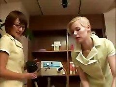 Japanese Lesbians Massage