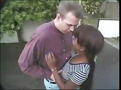 Black and Ebony Blowjobs Pornstars