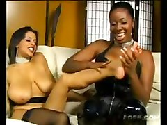 black lesbian bigtits feet oralsex