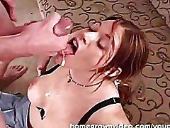Blowjobs Redheads oral sex skirts