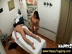 massage masseuse handjob wanking asian