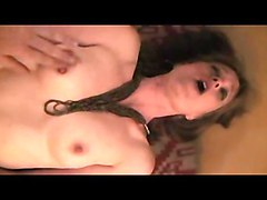 brunette mature masturbation solo softcore