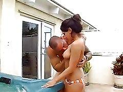 Babes Bikini Pool