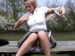 Lingerie Stockings Voyeur