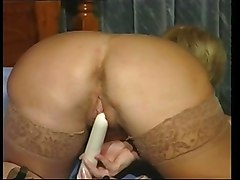MILFs Sex Toys Stockings