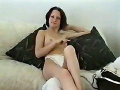 strip laura masturbate