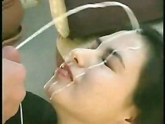 Blowjob Wild & Crazy Cumshot Facials Blowjob Brunette Caucasian Couple Cum Shot Facial Oral Sex Spectacular