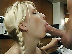 Blonde Blonde Blowjob Caucasian Couple Cum Shot Oral Sex Shaved Vaginal Sex