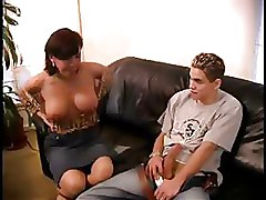 Big Tits Gang Bang Milf