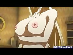 anime hentai hentai cartoon monsters huge boobs blonde