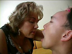 Femdom French Matures