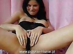 Masturbation Milf brunettes shaved pussy softcore solo