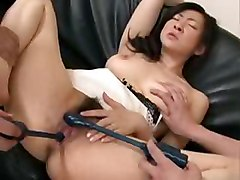 Japanese Matures Threesomes
