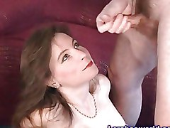 Blowjobs Gagging Milf
