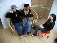 Black and Ebony Interracial