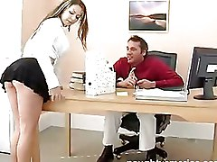 Babes Brunettes Secretaries