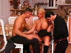 threesome euros bisexual