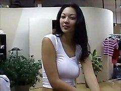 cumshot facial hardcore blowjob asian pussyfucking