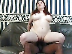 BBW Big Tits Interracial