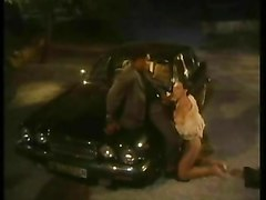 anal cumshot outdoor brunette fingering vehicle pussyfucking car