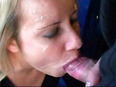 Amateur Facials Public Nudity