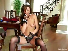 Tiffany Is A Horny Maid 2