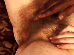 Facials Hairy Interracial