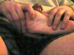 Amateur Amateur Couple Footjob Masturbation