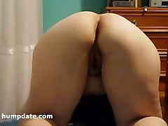 ass butt ass assfucking amateur homema chubby bbw anal