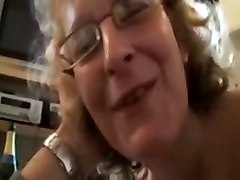 granny mature amateur french milf whore slut glass