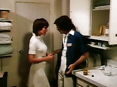 Vintage Couple Hospital Nurse Pornstar Uniform Vintage Hershel Savage John Holmes Kay Parker Kimberly Carson