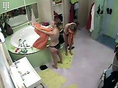 Blondes Showers Teens