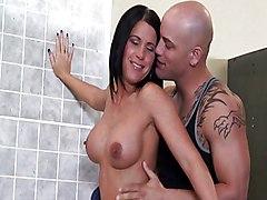 Black-haired Blowjob Caucasian Couple Cum Shot Licking Vagina Masturbation Oral Sex Piercings Vaginal Masturbation Vaginal Sex Kendra Secrets