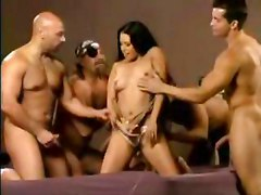 Brunette Reality Groupsex Gangbang Tight Striptease Pussy Rubbing Pussylicking Blowjob Deepthroat Latina Creampie Doggystyle Riding Rough Hardcore Cumshot Pornstar groupsex orgy