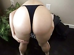 Amateur Big Tits Homemade blowjob busty wife