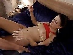 blowjob anal gangbang leonie saint threesome hot