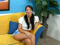 Extremely Hot Asian Beauty Fucked
