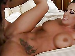 Bedroom Brunettes FFM groupsex hardcore rirding threesome