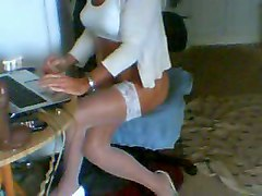 Horny On Cam......
