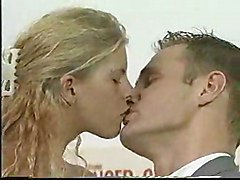 Teens Amateur Blonde Amateur Blonde Caucasian Couple Kissing Licking Vagina Office Oral Sex Piercings Shaved Teen
