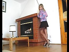 Masturbation MILFs Stockings