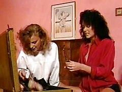 Lesbian Anal Blonde Vintage Anal Masturbation Blonde Brunette Caucasian Lesbian Masturbation Toys Vaginal Masturbation Vintage