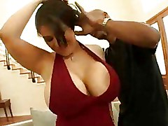 Big Tits Interracial big ass