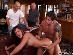 anal cumshot blowjob doggystyle wife sofa pussytomouth highheels pussyfucking cuminmouth kissing