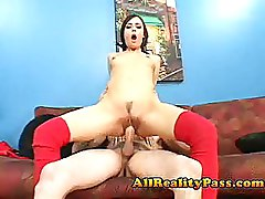 Big Cock Casting Red Riding Stockings Teen
