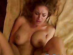 Blondes Homemade blowjob