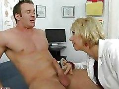 Balls Licking Hospital Nurses